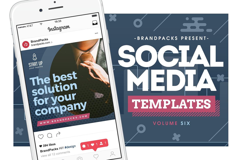 Social Media Quote Templates