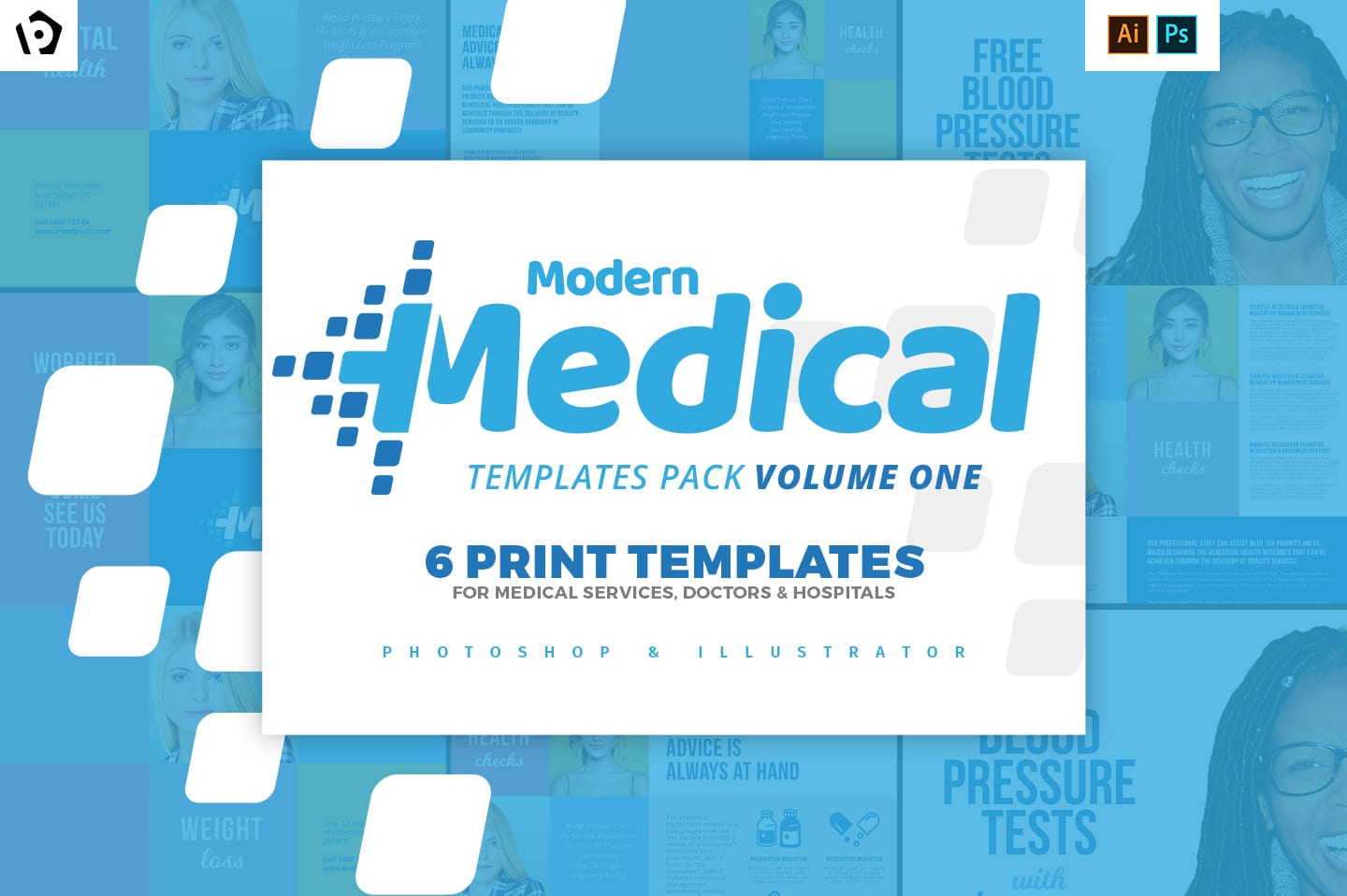 Modern Medical Templates Pack