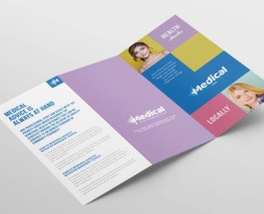 16 Tri-Fold Brochure Free PSD Templates: Grab, Edit & Print |Medical Tri Fold Brochure Template
