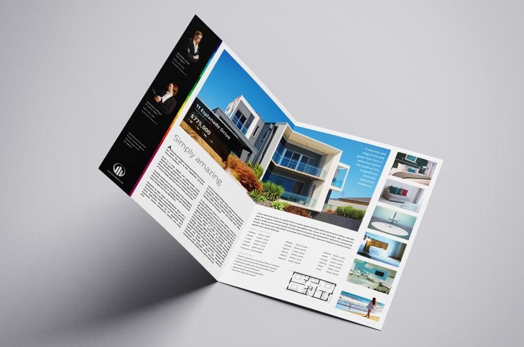 Real Estate Agency Brochure Template