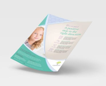 A4 Counselling Service Poster / Advertisement Template