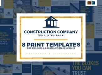 Construction Company Templates Pack