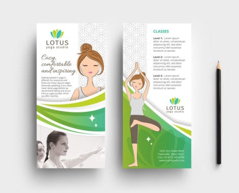 yoga studio poster template in psd ai vector brandpacks. Black Bedroom Furniture Sets. Home Design Ideas