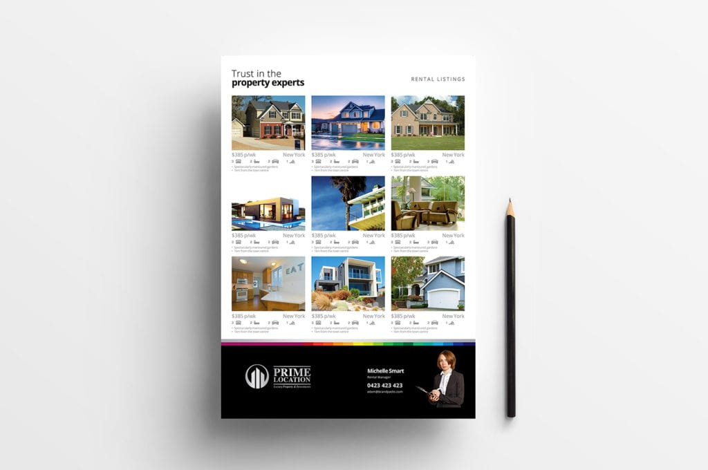 Real Estate Property Listing Template