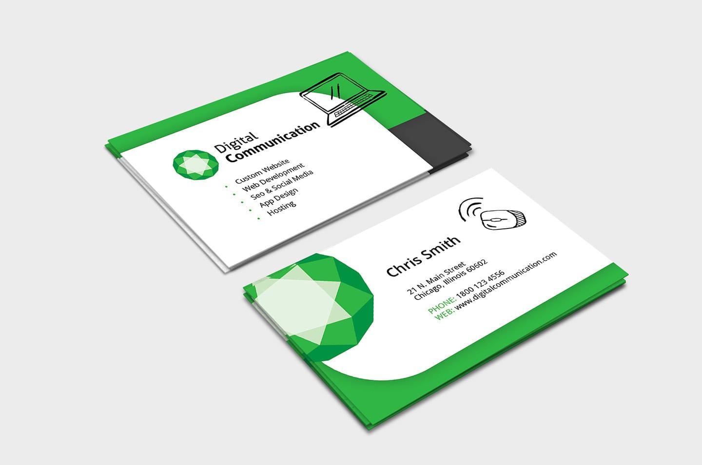 Web Designer Business Card Template In Psd Ai Vector
