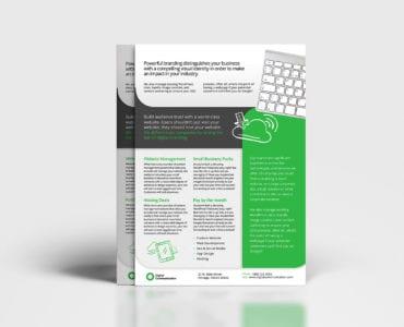 Web Designer Poster / Advertisement Template