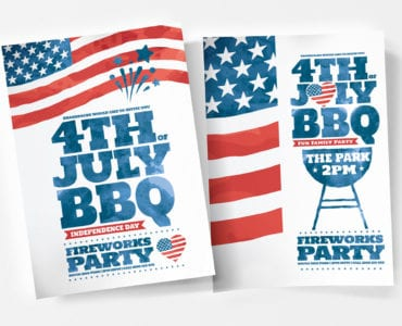 4th July Flyer / Posters