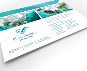 Hospital Flyer Template
