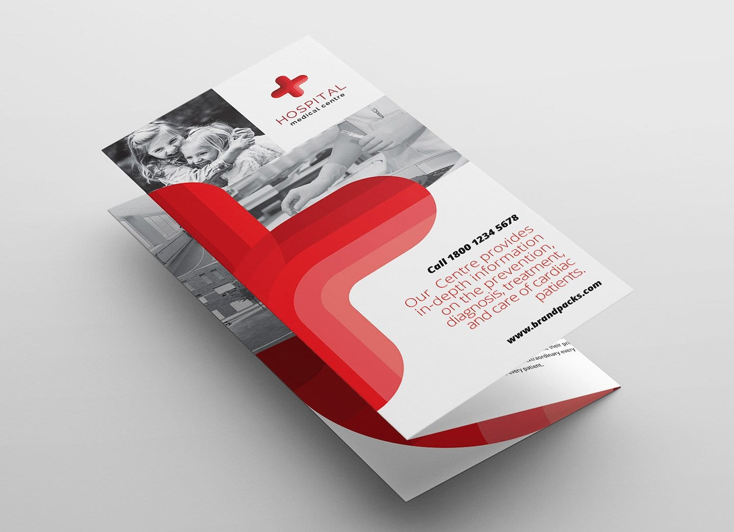 medical trifold brochure template in psd  ai  u0026 vector