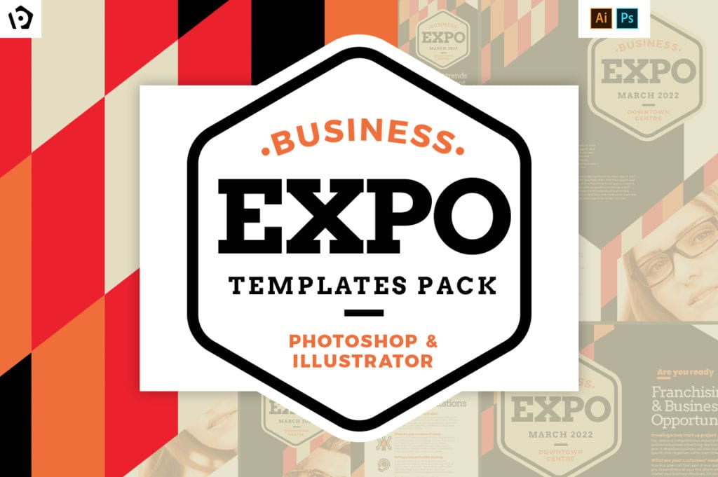 Business Expo Templates Pack