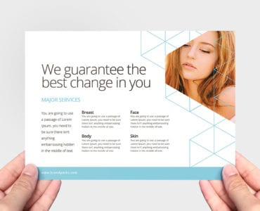 Cosmetic Surgery Flyer Template
