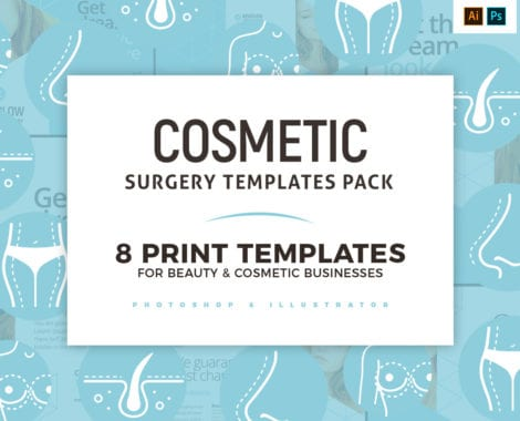 Cosmetic Surgery Templates Pack