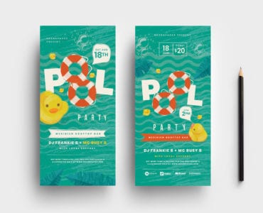 DL Pool Party Rack Card Template v3