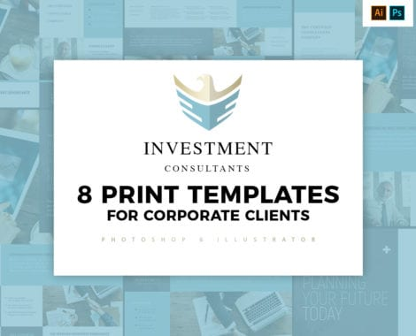 Investment Consultant Templates Pack