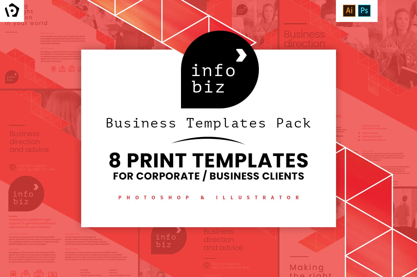Business Templates Pack