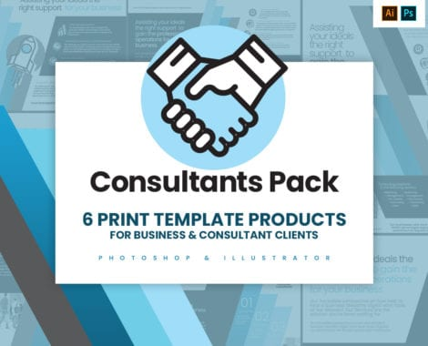 Consultant Templates Pack