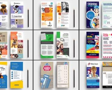 DL Card Templates Bundle
