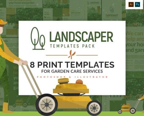 Landscaper Templates Pack