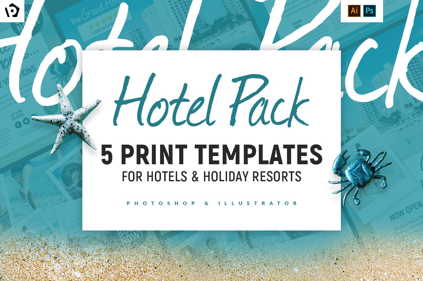 Hotel Templates Pack