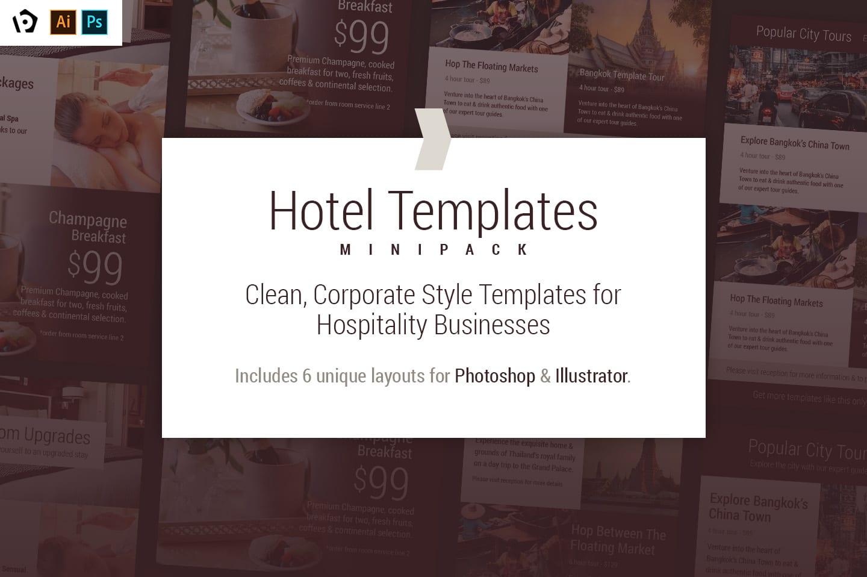 Hotel Templates Pack v2