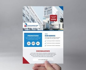 Real Estate Flyer Templates Vol.3