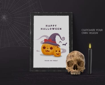 Halloween Creator Kit Example