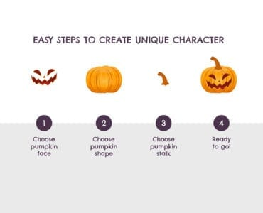 Halloween Creator Kit Step