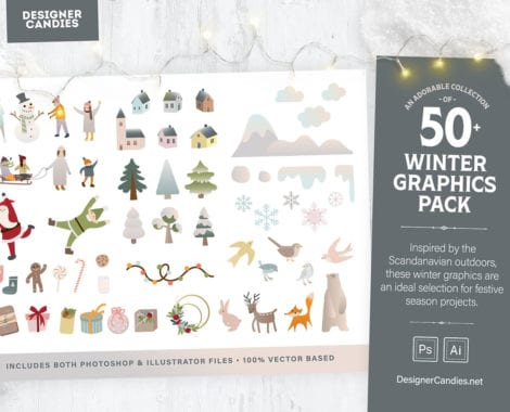 Winter Graphics Pack