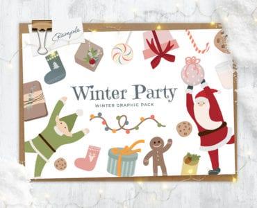 Winter Graphics Pack